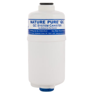 General Ecology NaturePure QC2 Replacement Cartridge