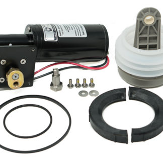 Motor, o-rings, bellows, clamps, Duckbills, hardware for Vacuflush