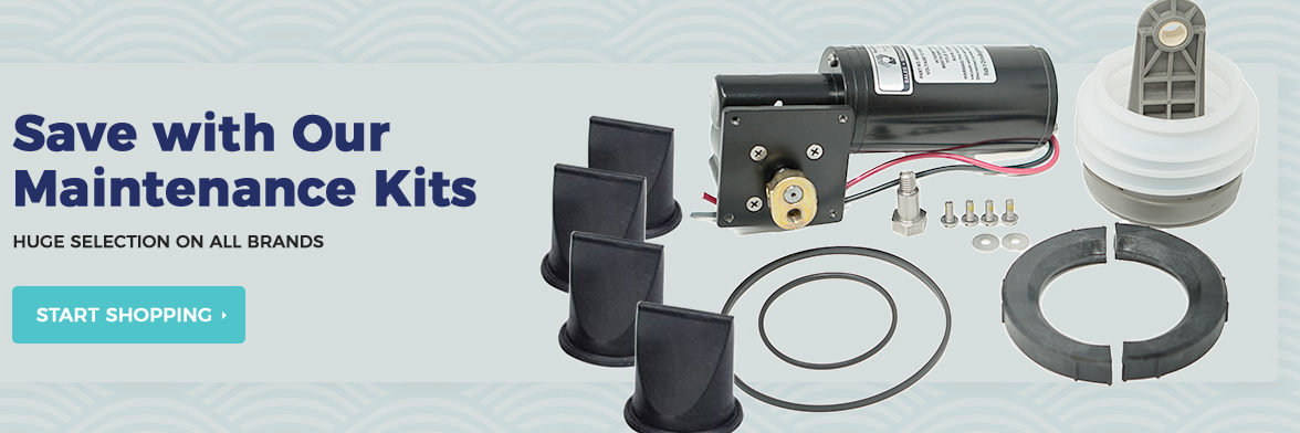 Save with our maintenance kits